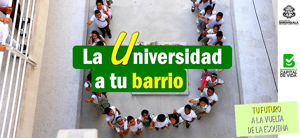 Universidad a tu Barrio
